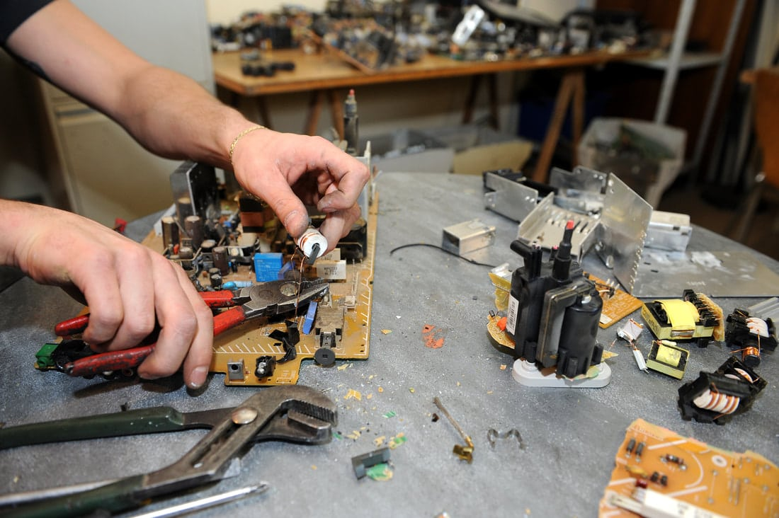 Should You Dismantle Electronics Before Recycling?