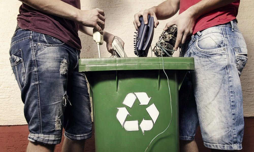 5 Different Ways To Recycle Old Electronics